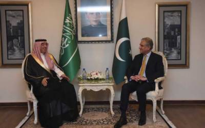 Riyadh to work with new Pakistan Govt to promote relationship: Saudi Info Minister
