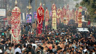 Sindh Govt issues code of conduct for Muharram
