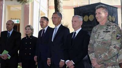 US Defence Secretary in Kabul for unannounced visit