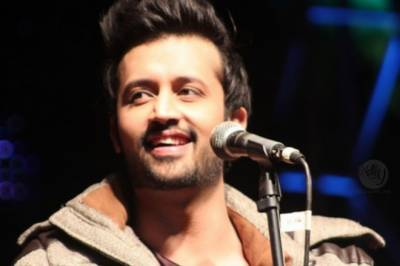 Atif Aslam donates Rs. 2.5 millions for construction of dams