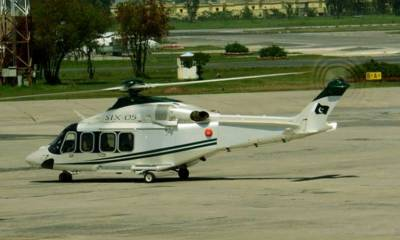 After surplus cars auction, PTI government goes for surplus helicopters auction