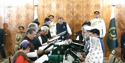 Federal Cabinet: Six new ministers take oath