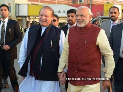 Indian PM Modi sends a letter to former Pakistani PM Nawaz Sharif: Sources