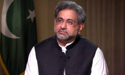 LHC issues bailable arrest warrants of Shahid Khaqan Abbasi