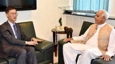 Pakistan wants Gwadar as economic hub, oil city: Sarwar