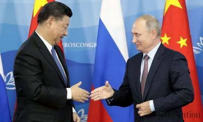 Russia and China give worst blow to US