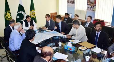 China to build Inland Container Depot, rehabilitate Railways line in Karachi port