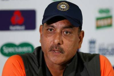 Indian coach Ravi Shastri under fire