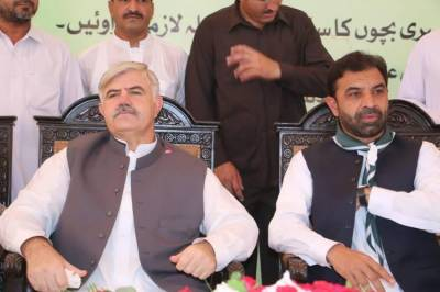 Chief Minister KP Mehmood Khan sets a new precedence in the history of Pakistan