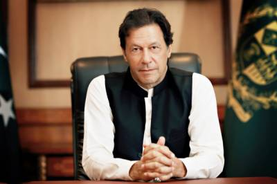 PM Imran Khan arriving in Karachi with a good news