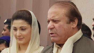 Convicted Sharif family misbehaving with Police and Jail officials in Jati Umrah sub jail: Report