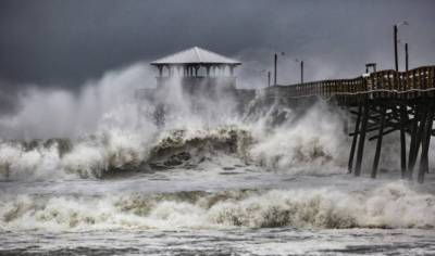 Deadly storm Florence plays havoc in US