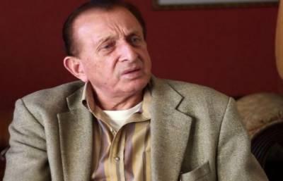 Gilgit-Baltistan governor Ghazanfar Ali resigns
