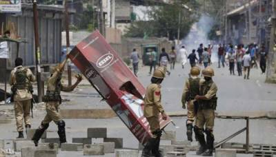 Indian Forces martyr five more youth in occupied Kashmir