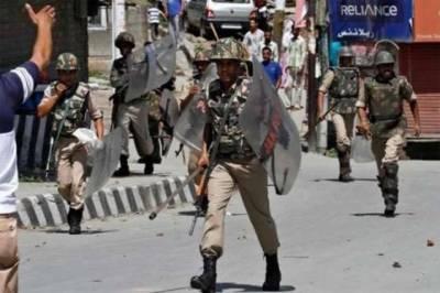 Indian troops martyr three Kashmiri youth in Kulgam