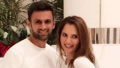 Shoaib Malik has a sweet gift for wife Sania Mirza