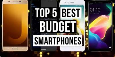 Top 5 cheap smart phones in Pakistan