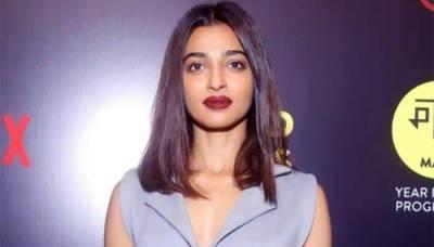 Actress Radikha Apte shares sexual harassment ordeal