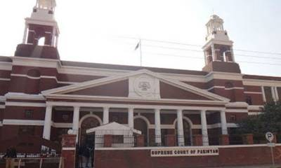 CJ hears several cases at the Lahore Supreme Court Registry