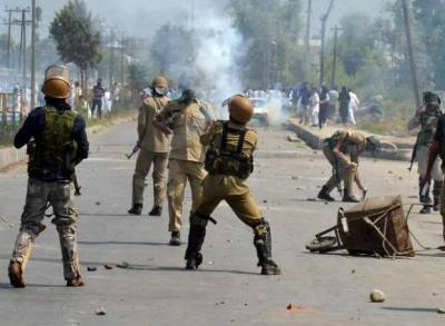 Indian forces kill five militants in occupied Kashmir
