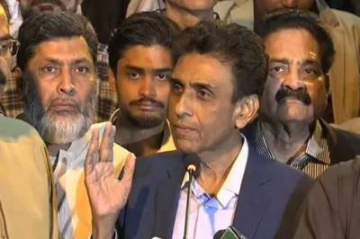 MQM delegation holds important meeting with PM Imran Khan in Karachi