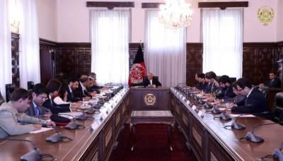 Qureshi, Ghani discuss bilateral ties, regional peace