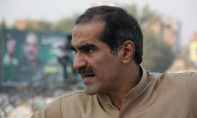 SC gives 30 days to Saad for filing reply to forensic report