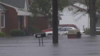 US President declares disaster in North Carolina