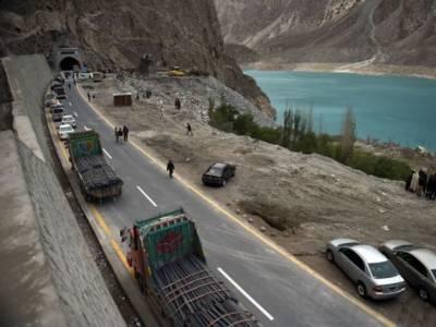 Vehicular traffic b/w Rawalpindi, GB suspended for due to landslides