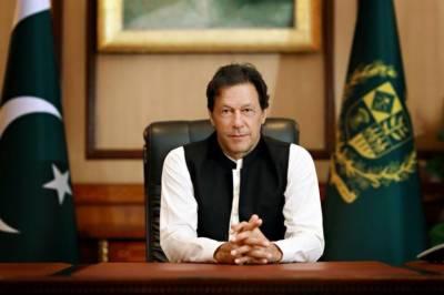 ECP issues warning to PM Imran Khan