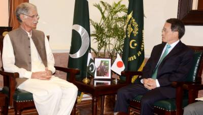 In a first, Pakistan and Japan decide to enhance defence and military ties