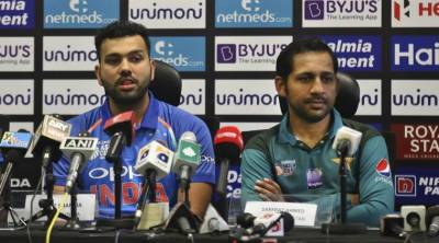 New Indian captain is nervous ahead of crucial match against Pakistan