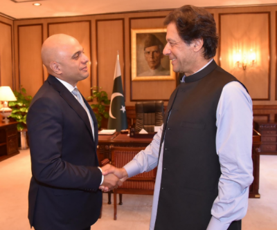 Pakistan and UK to launch an unprecedented historic programme