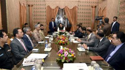 PM directs for coordinated efforts against street crimes in Karachi