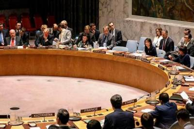 Russia, China clash with US in the United Nations