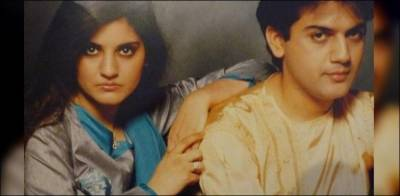 Singer Zohaib Hasan strong reaction over the news of film on her deceased sister Nazia Hasan