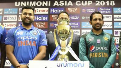 Asia Cup: Pakistan to take on India today