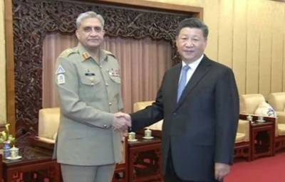 Chinese President Xi Jinping conveys important message to Pakistan Army Chief