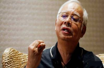 Former Malaysian PM Najib Razak arrested on corruption charges