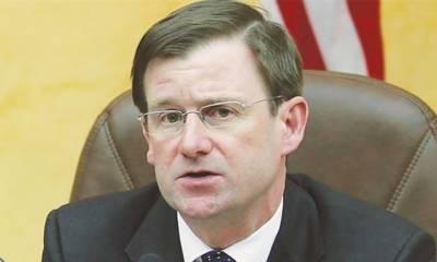 Former US Ambassador David Hale awarded highest ever rank, reveals career best operation in Pakistan