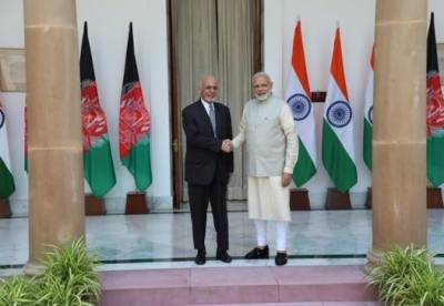 India announces multiple development projects in Afghanistan