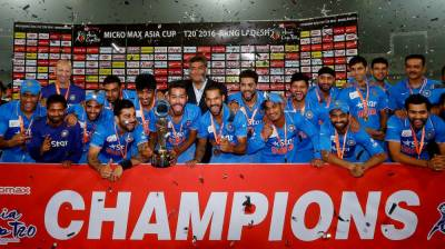India forced ACC to change the Asia Cup Schedule