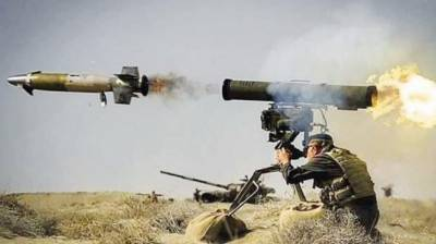 India test fires indigenous built anti Tank shoulder mounted guided missile : Report
