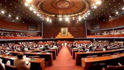 NA approves resolution calling for construction of new dams