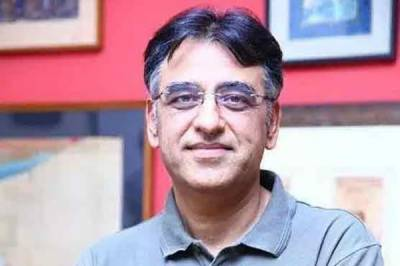 Pakistan finance minister Asad Umar holds important meeting with his Saudi Counterpart in Jeddah