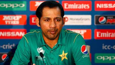 Skipper Sarfraz Ahmed breaks silence over disgraceful defeat at the hands of India