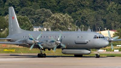 Syria shot down Russian military plane