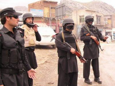 Two security personnel martyred in terrorist attack