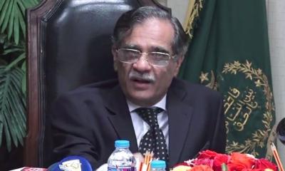 CJP Justice Saqib Nisar takes yet another notice