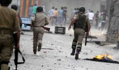 Indian troops unleash worst example of state terrorism in occupied Kashmir